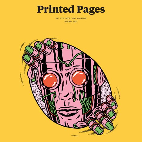 Printed Pages by It's Nice That