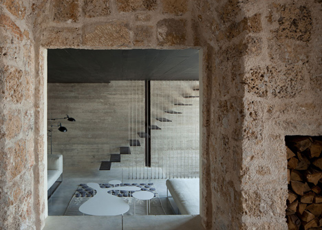 Jaffa House by Pitsou Kedem