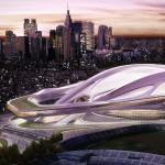 Zaha Hadid modifies controversial Tokyo Olympic stadium design