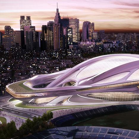 dezeen_Japan National Stadium Zaha Hadid Tokyo 2020_1sq