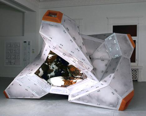 Jimenez Lai wins Lisbon Triennale Début Award