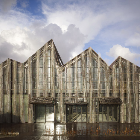 dezeen_Kaap Skil Maritime and Beachcombers Museum by Mecanoo_1sq