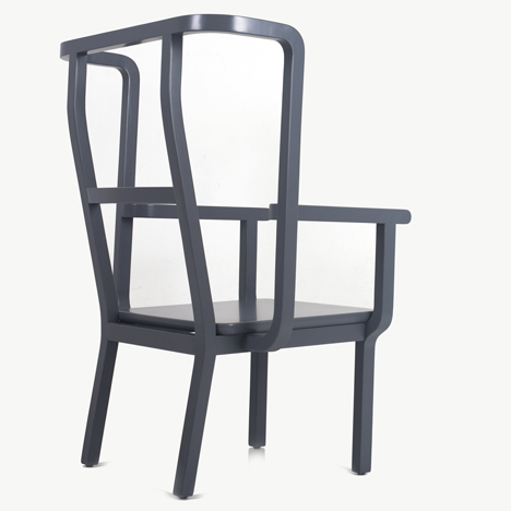 dezeen_King and Queen Chair by Jeong Yong 11