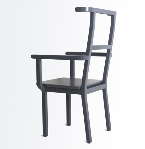 dezeen_King and Queen Chair by Jeong Yong 6
