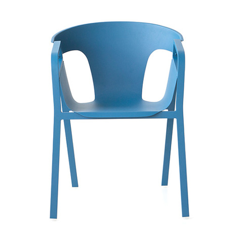 Kirk chair by Patrick Frey for Vial