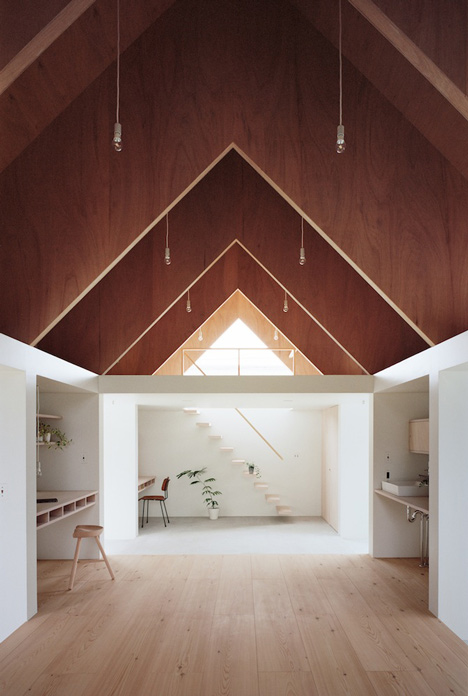 Koya No Sumika By Ma Style Architects