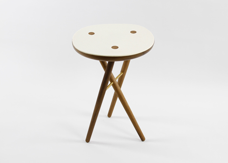 dezeen_Launch collection by Noble and Wood_2