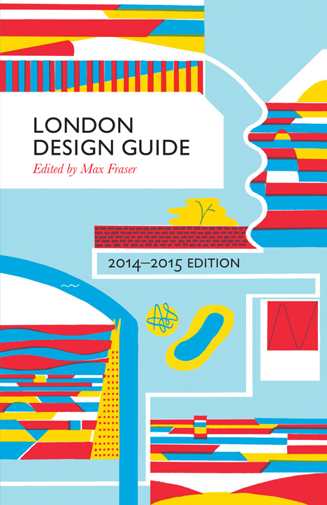 Dezeen is now stocking London Design Guide 2014-2015