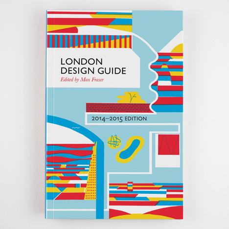 Dezeen is now stocking London Design Guide 2014-2015