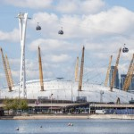 London cable car passenger numbers fall by half