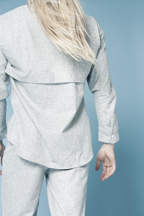 Menswear capsule collection by Bureau V