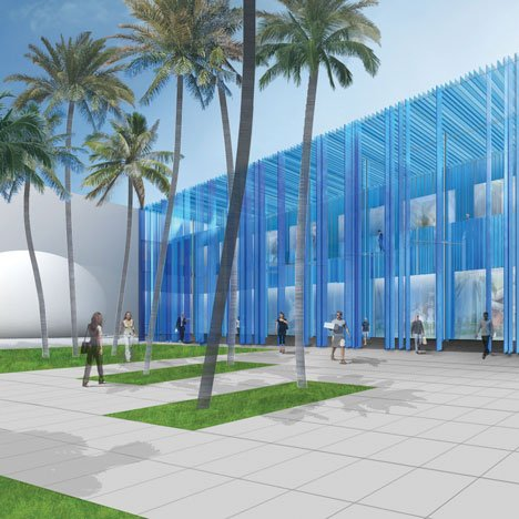 Sou Fujimoto designs new building for Miami Design District