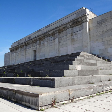 Nazi rally grounds in Nuremberg to be rebuilt