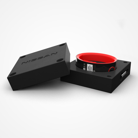 Nismo smartwatch by Nissan