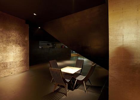 Nüba Club by Emmanuel Picault, Ludwig Godefroy and Nicolas Sisto