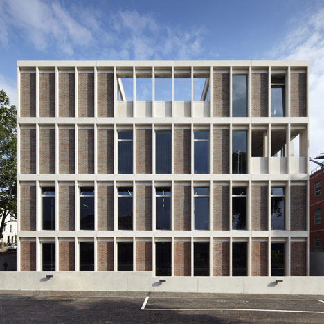 ORTUS, home of Maudsley Learning<br /> by Duggan Morris Architects