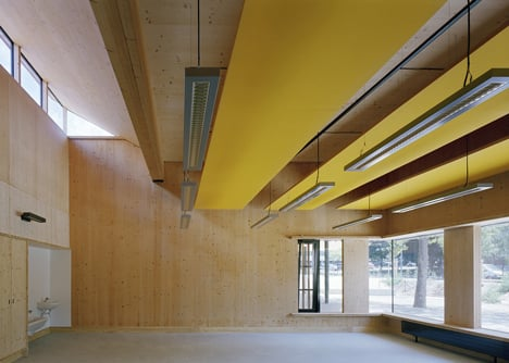 Paul Chevallier School by Tectoniques