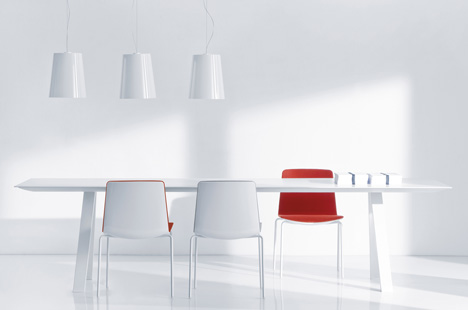 Pedrali launches Office Collection