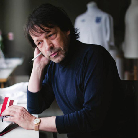 """Kanye wants me to do a YSL"" - Peter Saville"