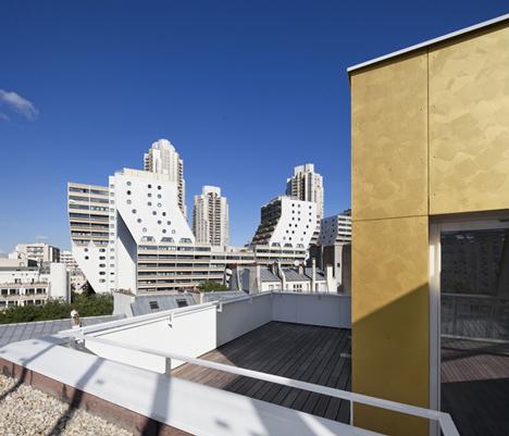 Plein Soleil by RH+ Architecture