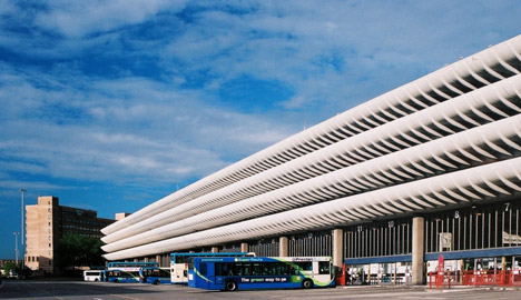 Preston Bus Station protected from demolition