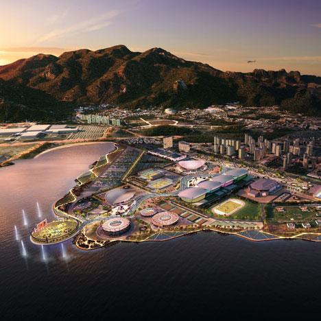 Rio 2016 Olympic Park<br /> by AECOM