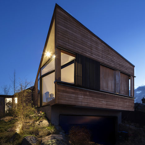 S House by Glamuzina Paterson Architects