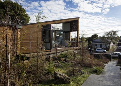 S House by Glamuzina Paterson Architects