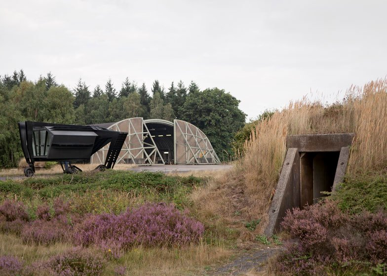 Secret Operation 610 by Rietveld Landscape and Studio Frank Havermans