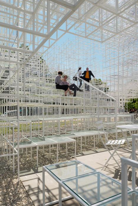 Serpentine Pavilion movie