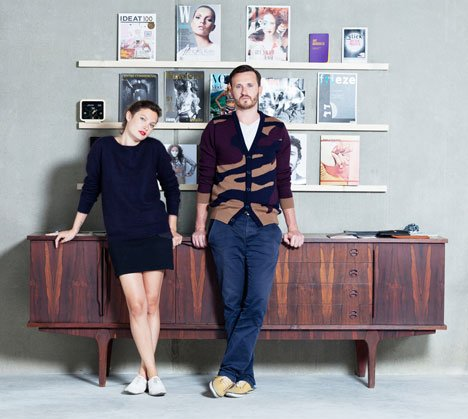 Marie de Moussac and Aymeric Watine, SiblingsFactory co-founders