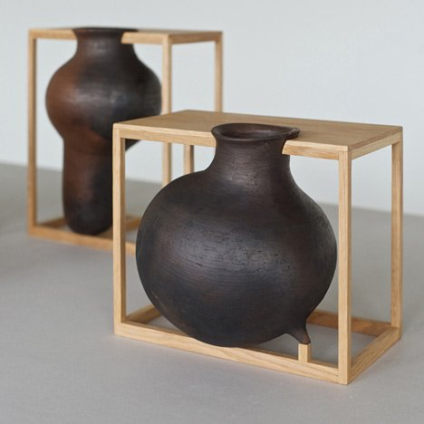 Sinkhole Vessels by Liliana Ovalle at Grandmateria III