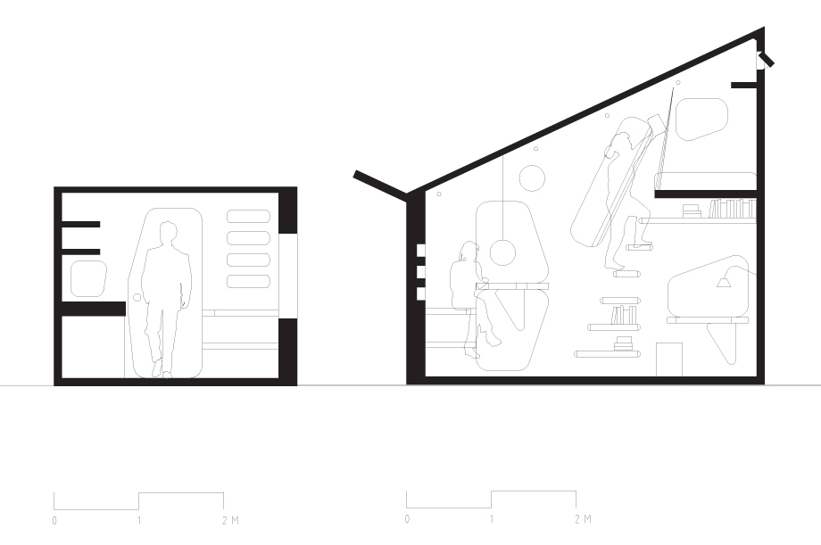 By Exhibiting This Well Planned And Sustainable Student Flat We Want To  Challenge The Conventional Views And Show New Ways Of Thinking. What Is  Good Living?