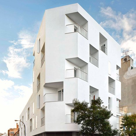 Social Housing in Palma by RipollTizon