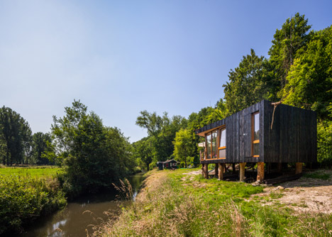 Sustainable house on the Geul by Upfrnt and Zwarthout