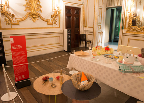 The Dinner Party/True-to-life Design by Scholten & Baijings
