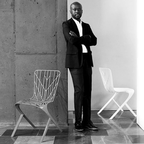 The Washington Collection by David Adjaye for Knoll