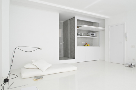 The White Retreat by CaSA