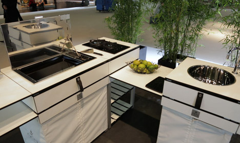Luxury  The current trend is to have an outdoor kitchen