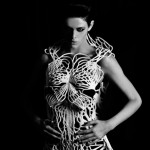 Verlan Dress by Francis Bitonti and New Skins Workshop students