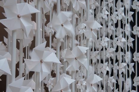 Wind Portal by Najla El Zein