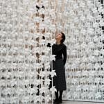 Wind Portal by Najla El Zein at the V&A