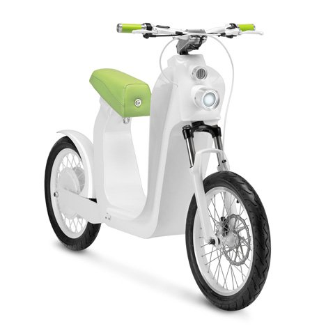 Xkuty One electric bike by The Electric Mobility Company