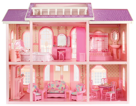 Barbie Dreamhouse 1990
