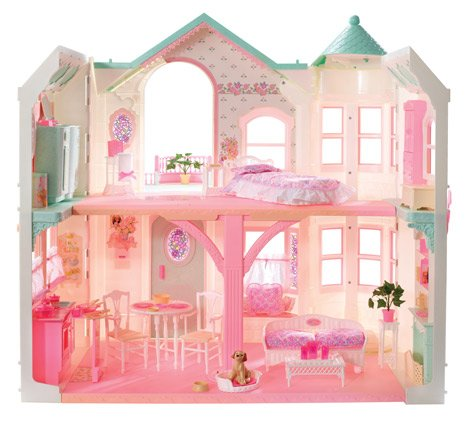 Barbie Dreamhouse 1998