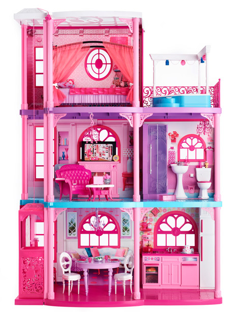 Barbie Dreamhouse 2012