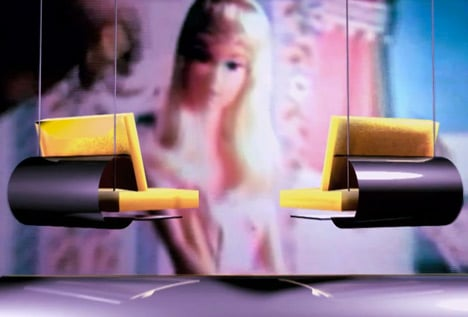 Barbie Dreamhouse by Roksanda Ilincic and SHOWstudio