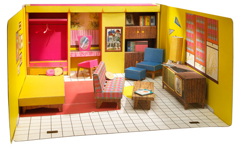 Barbie Dreamhouse 1962
