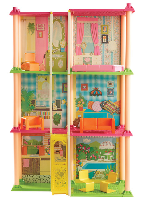Barbie Dreamhouse 1974