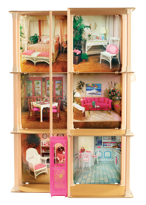 Barbie Dreamhouse 1983